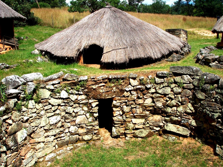 постройки зимбабве