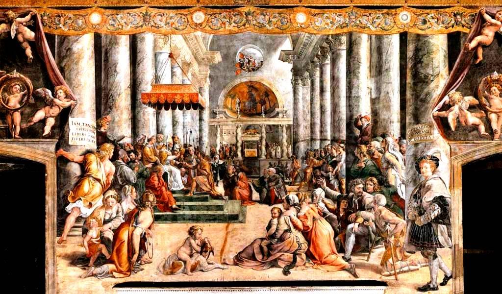 Дарение Рима