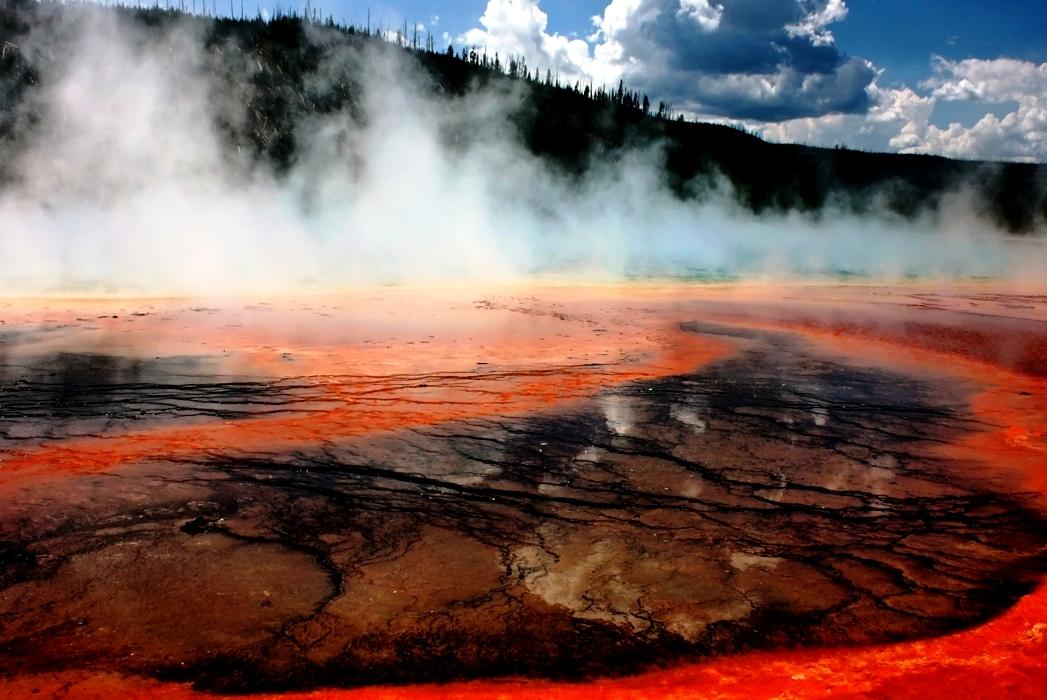 вулкан йеллоустона