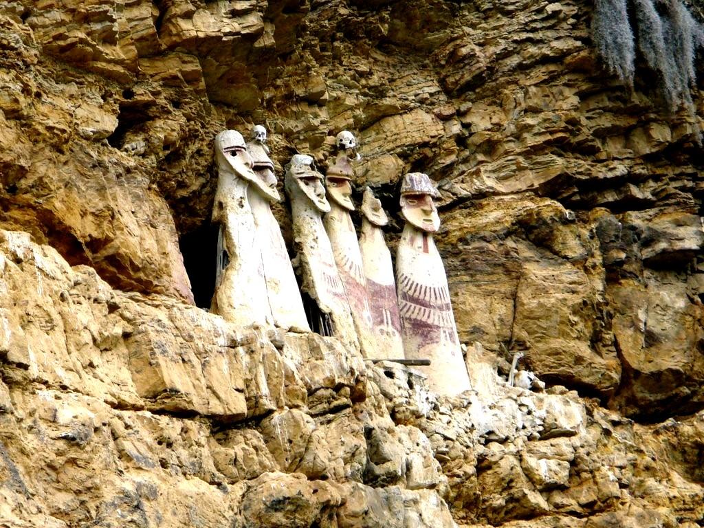 группа мумий карахии