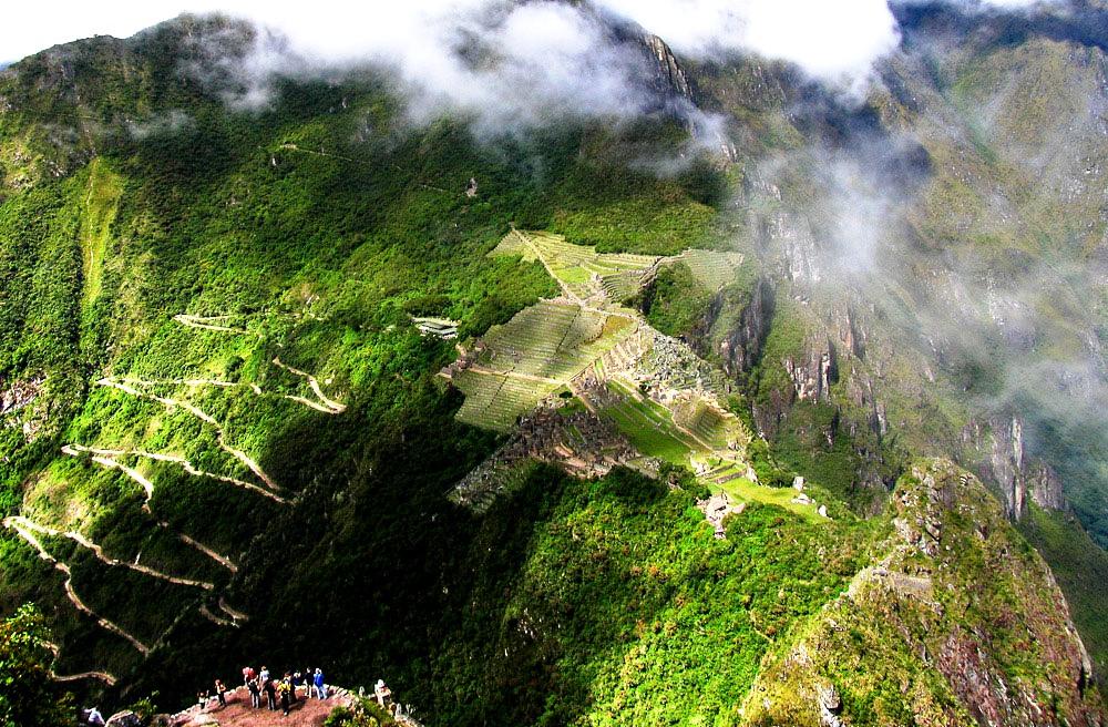 солнечный город инков