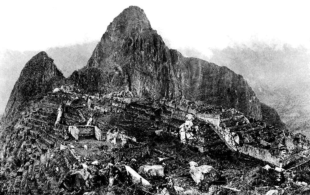 мачу-пикчу в прошлом веке