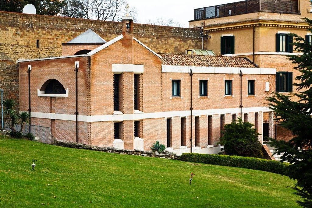 дом папы бенедикта