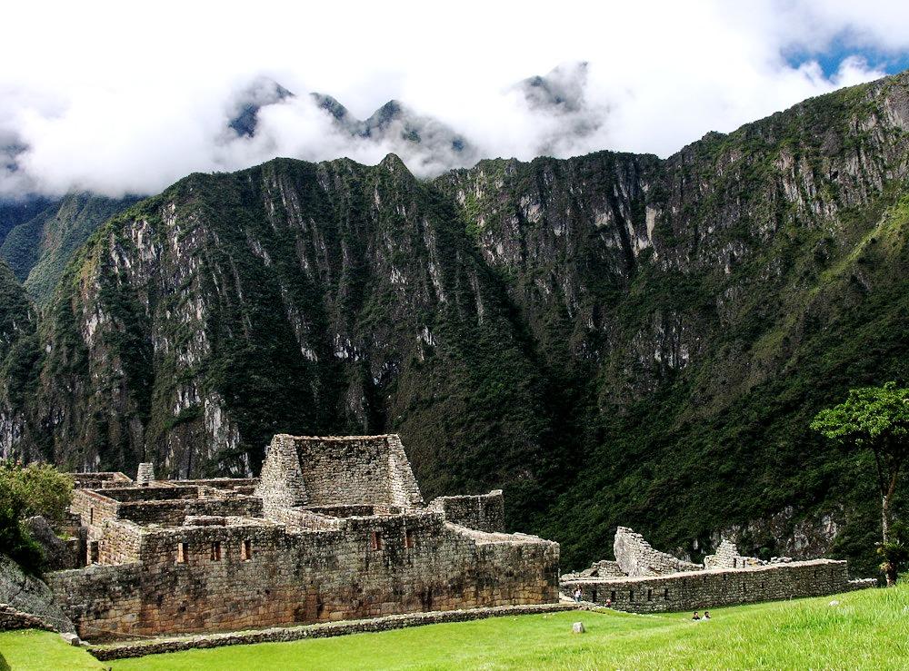 храмы мачу-пикчу