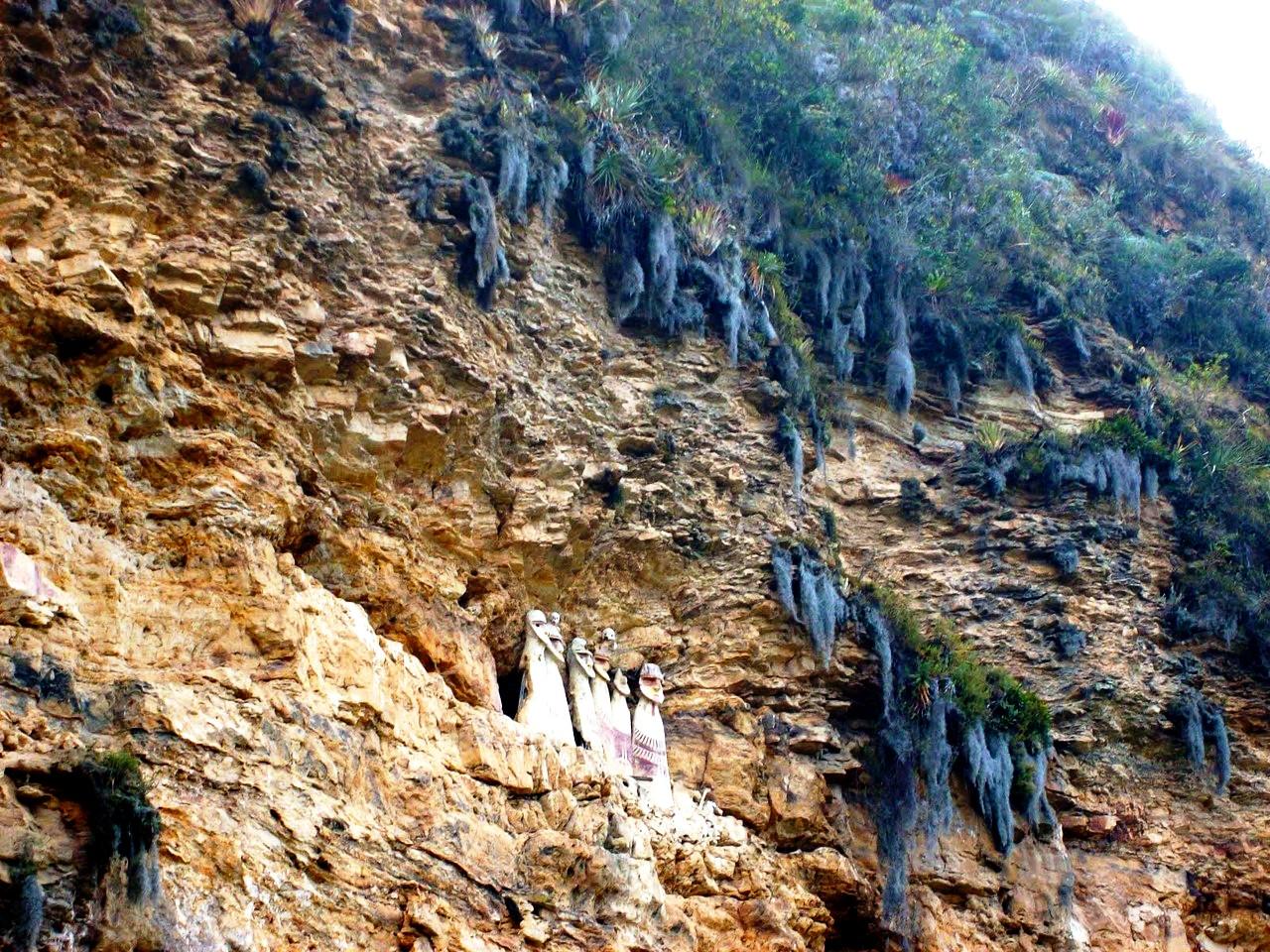 горы карахии