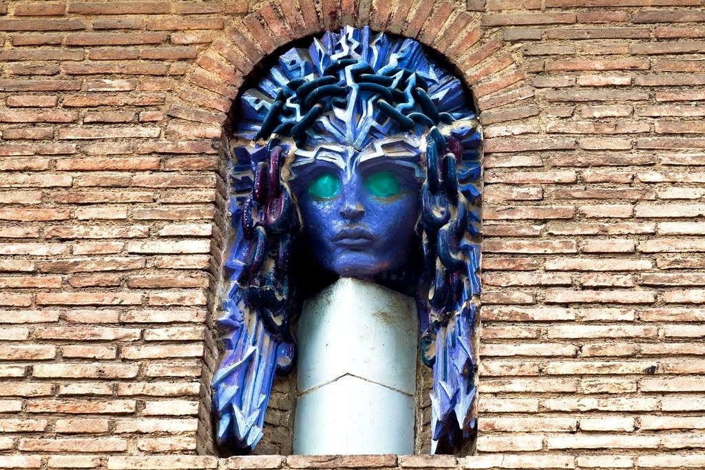 Скульптура Маркони