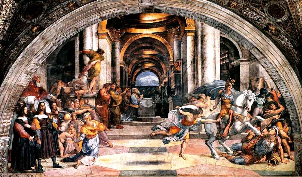Изгнание Элиодора из Храма