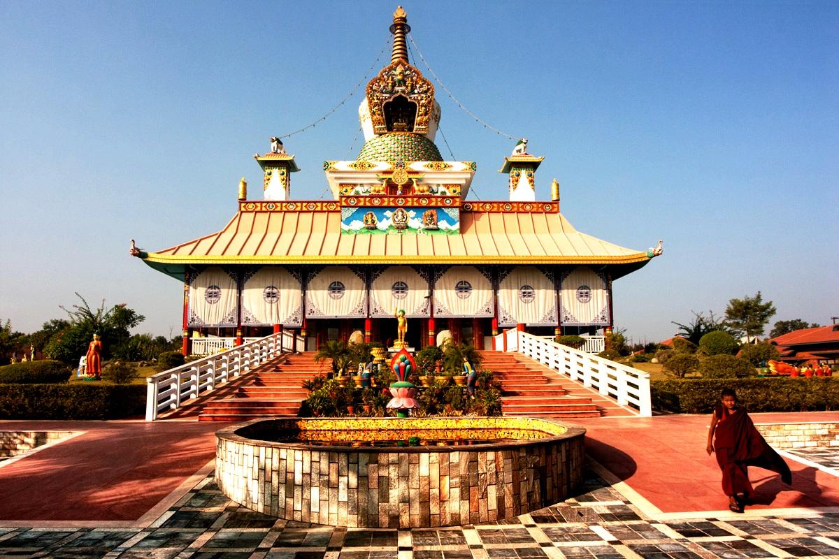 немецкий буддийский храм