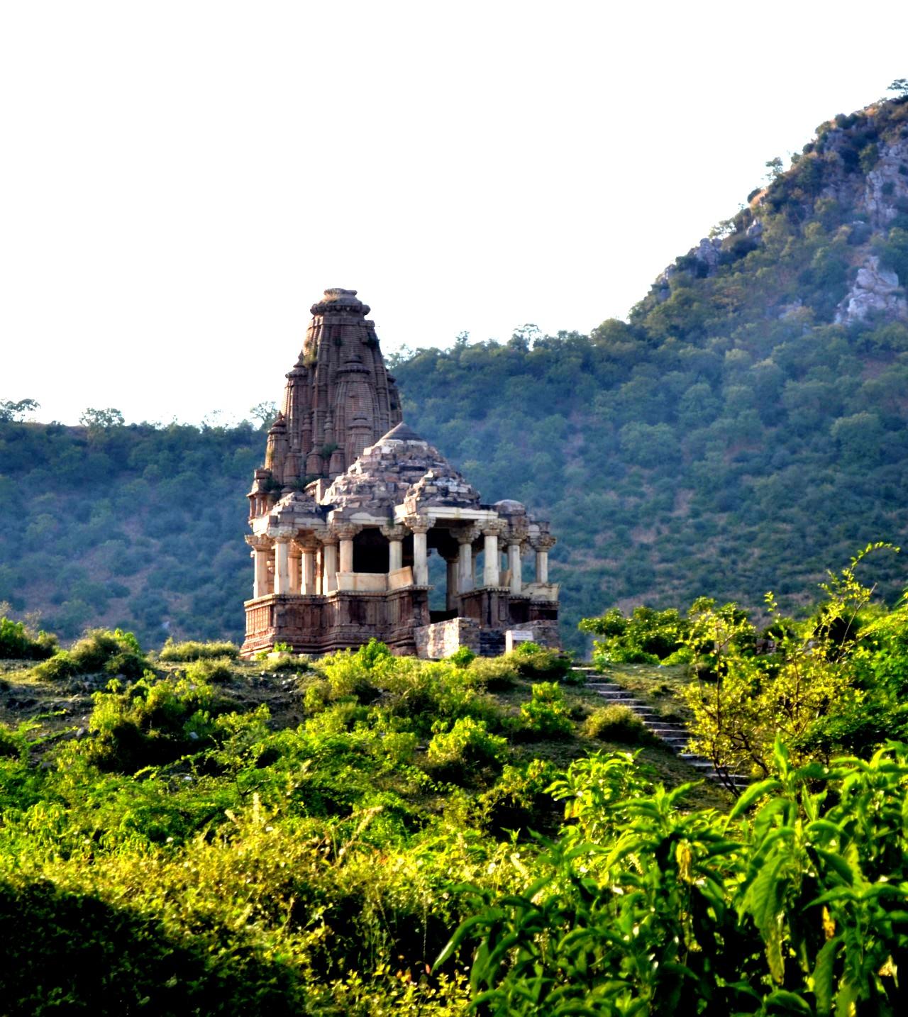 храм бхангара
