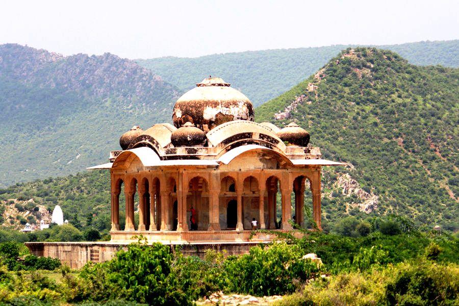 постройки бхангара