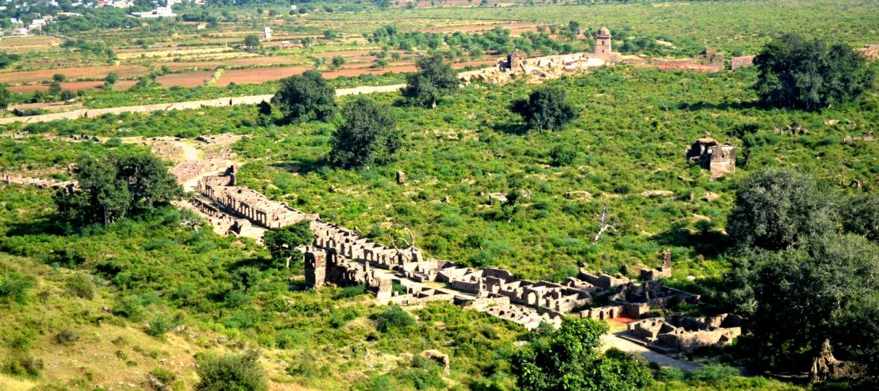 панорама бхангара