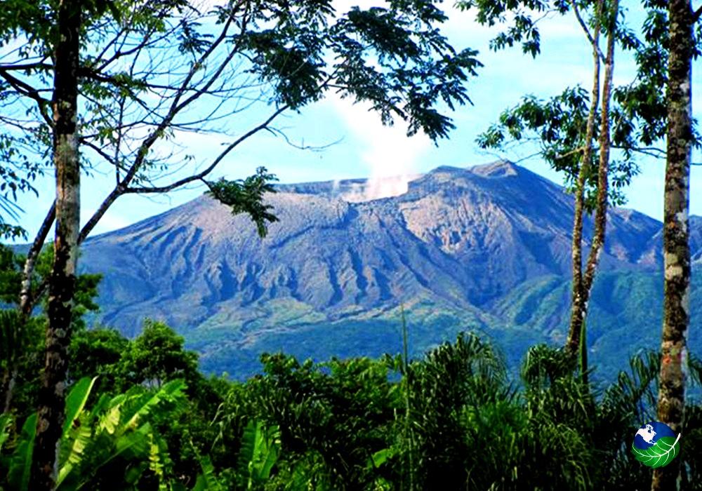 вулкан гуанакасте