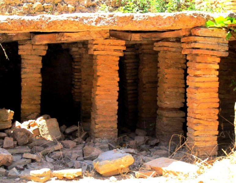 пещеры тимгада