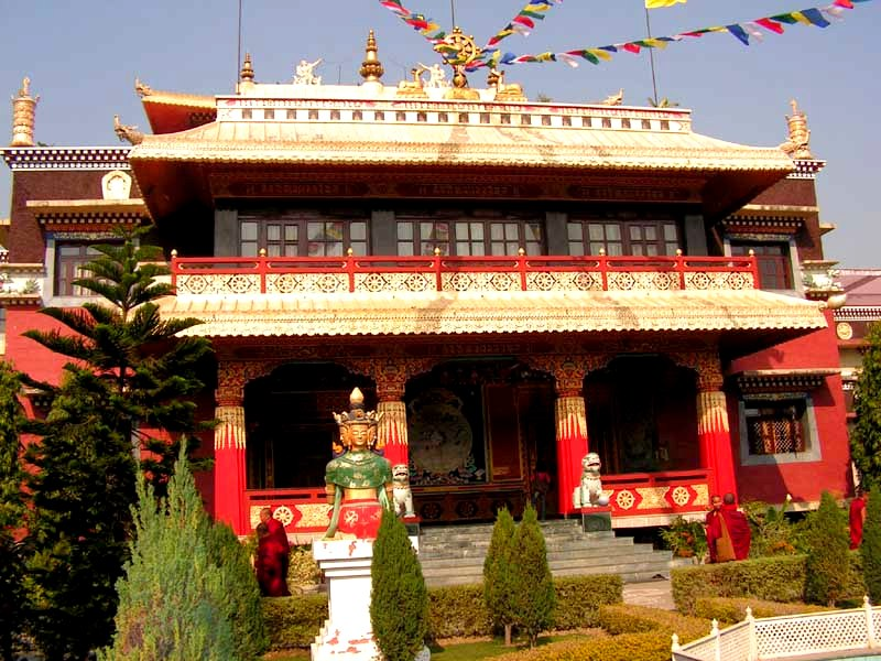 храмы сарнатха