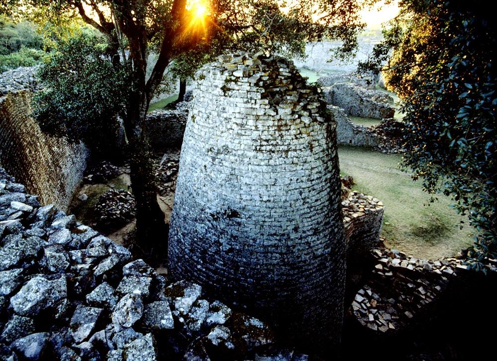 камни зимбабве