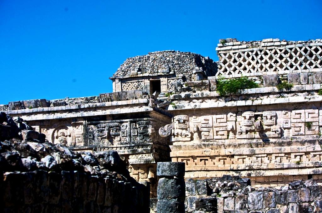 руины чичен-ица