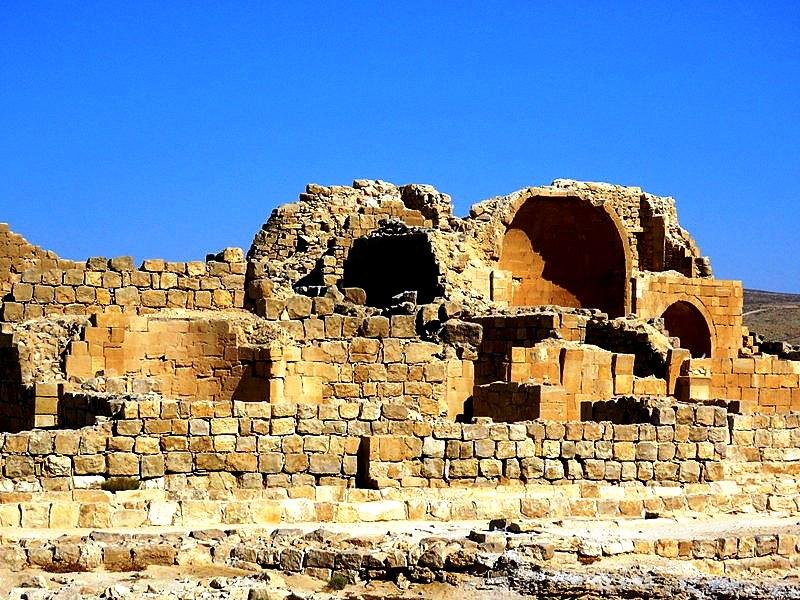 руины шивты
