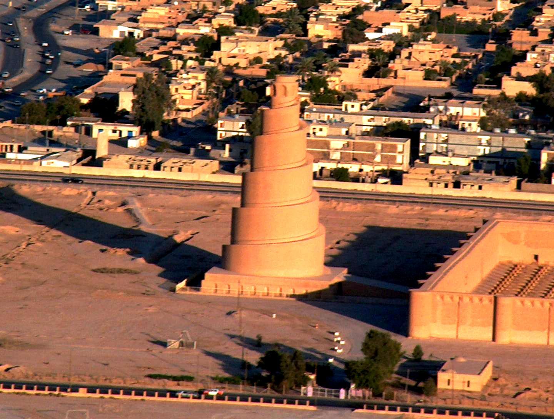 башня самарры