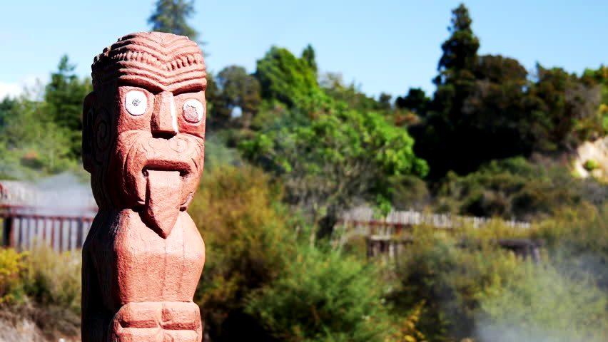 боги маори