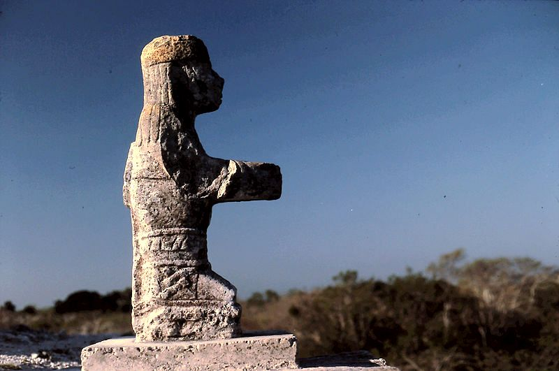 идол чичен-ицы