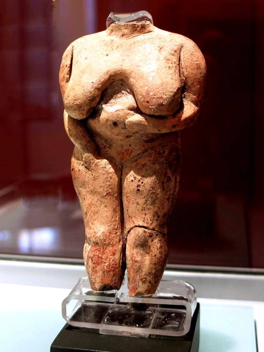 археологические находки хал-сафлиени