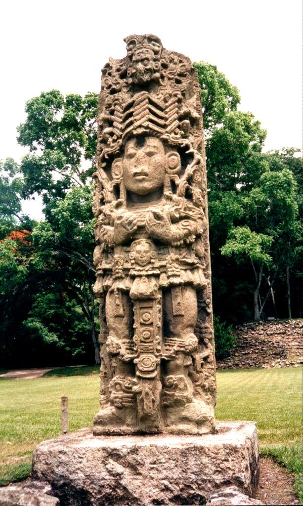 ритуальный столб индейцев