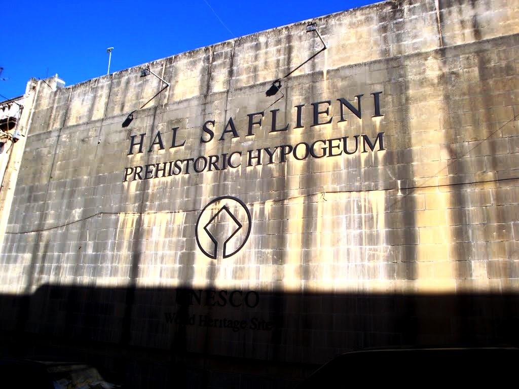 вывеска хал-сафлиени