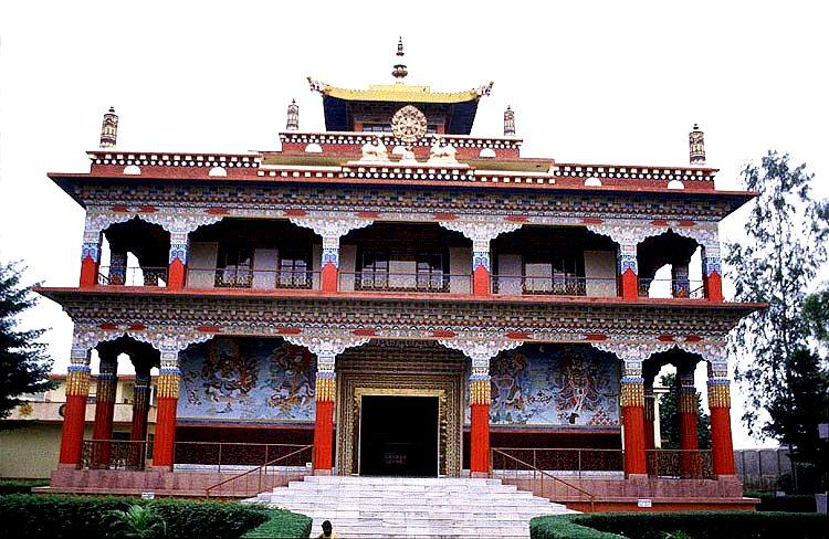 святилища бодхгаи
