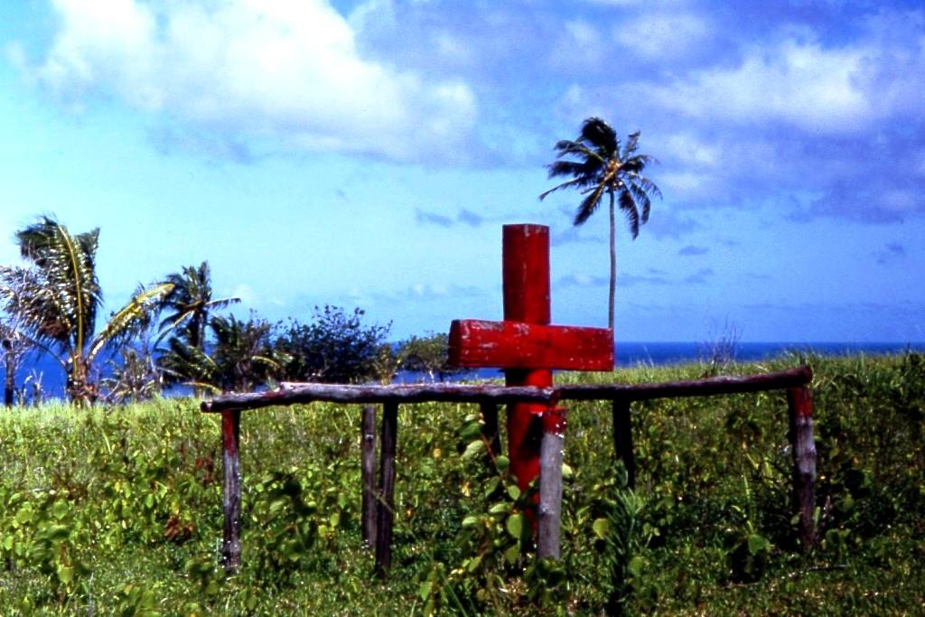 крест джона фрума