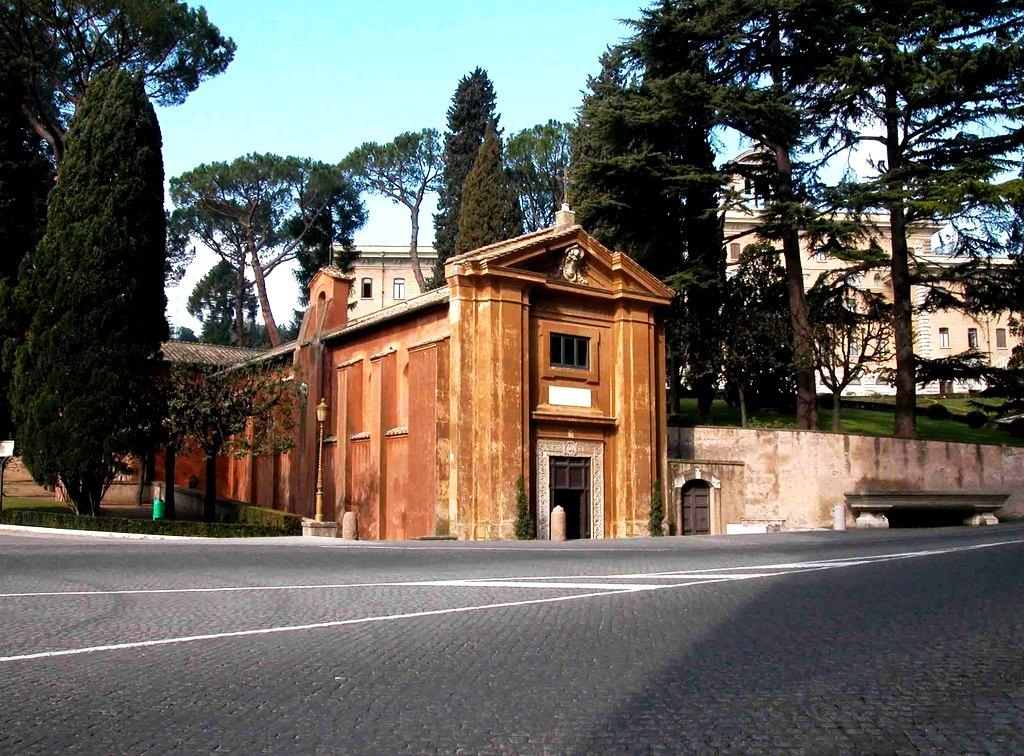 церкви Санто-Стефано