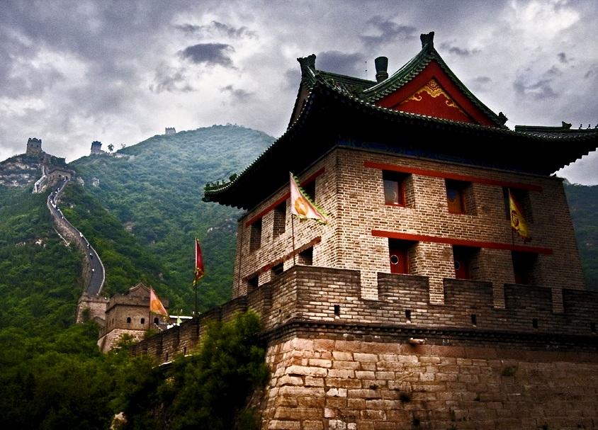 укрепления великой стены