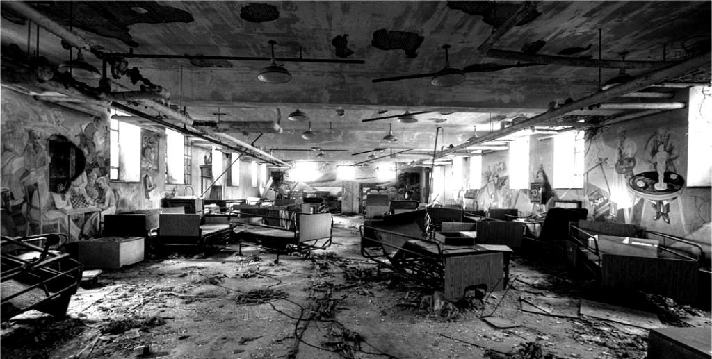 зал больницы Кингс Парк