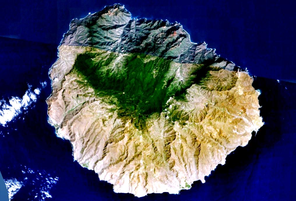 остров канарского архипелага
