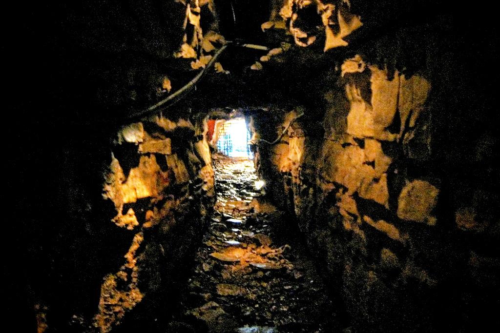пещера ведьмы беллов