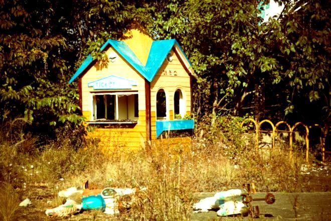 заброшенный парк Окпо Ленд