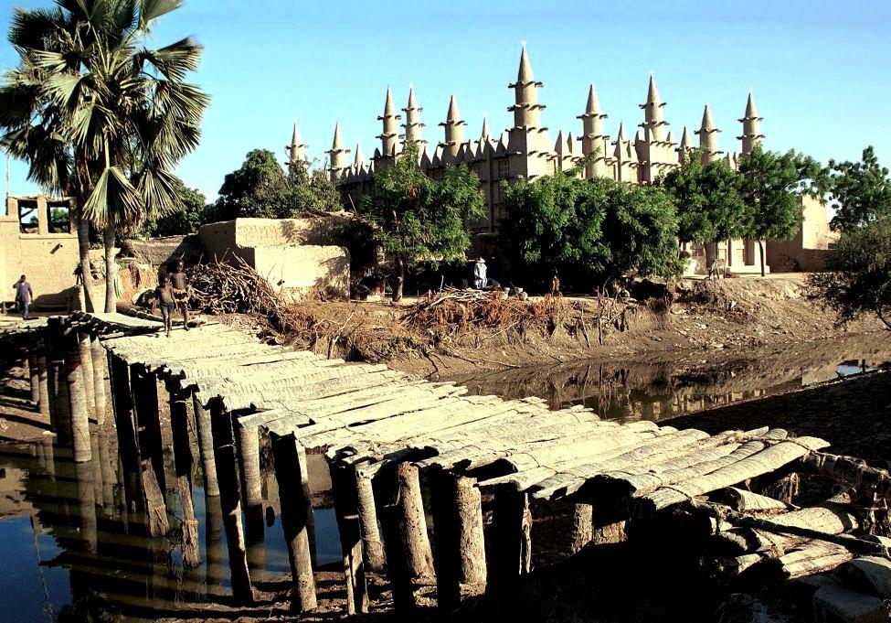город Тимбукту
