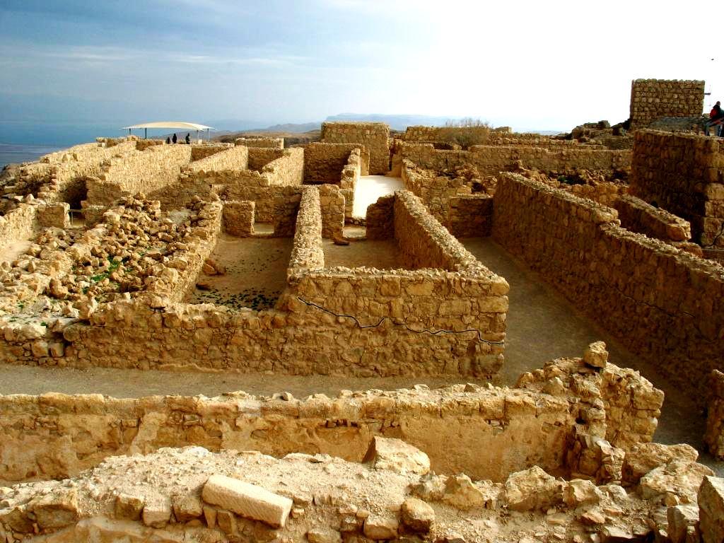 античная масада