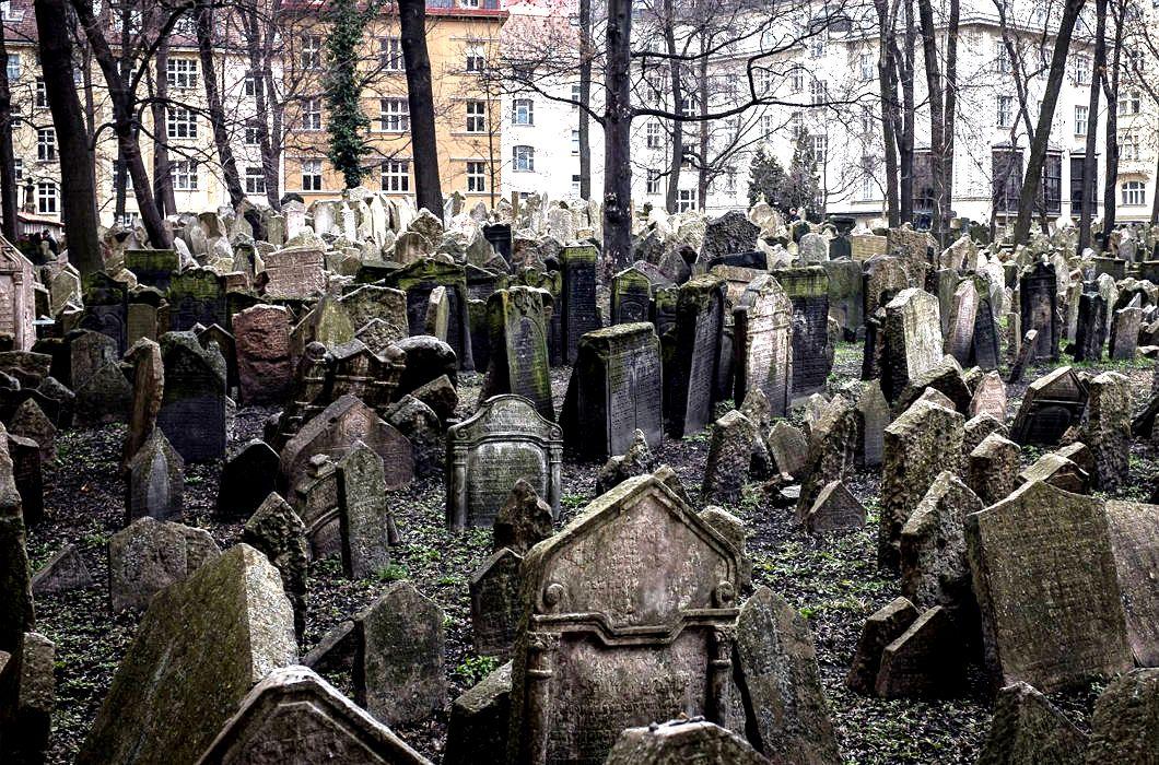 пражский город мертвых