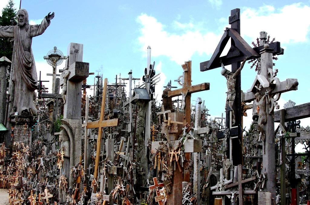 литовские кресты