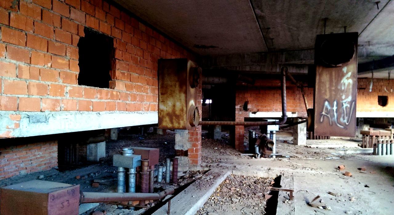 помещения ховринской больницы