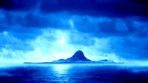 остров на горизонте