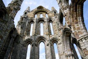 останки аббатства Уитби