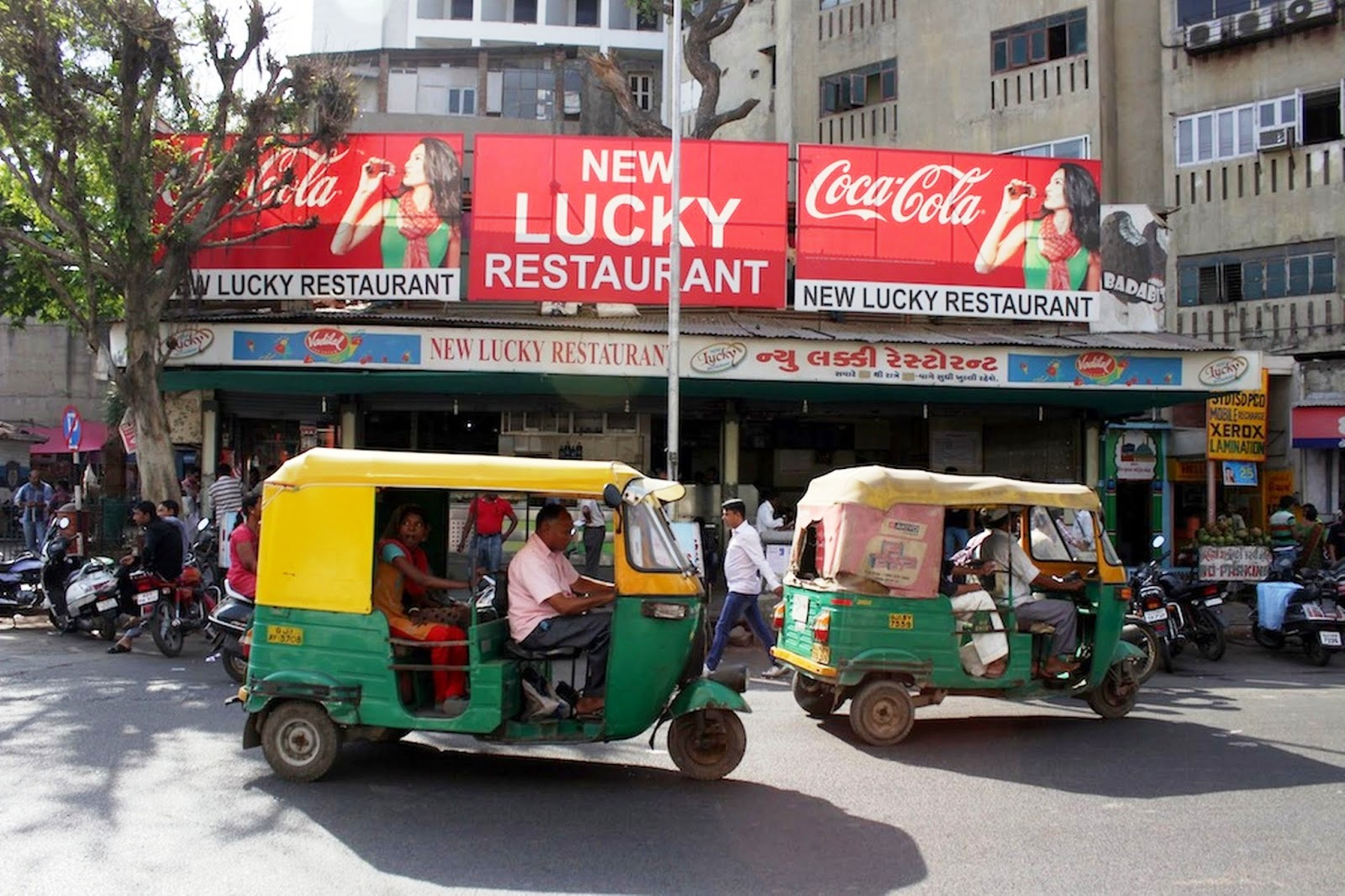 ресторан Ахмедабада