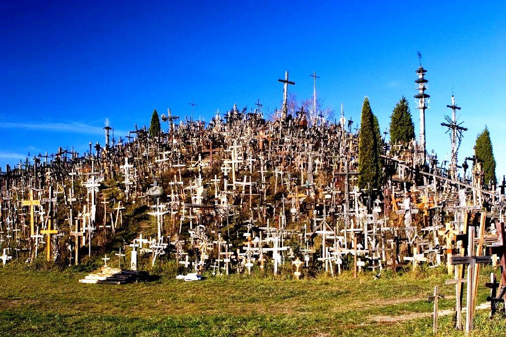 кресты на холме