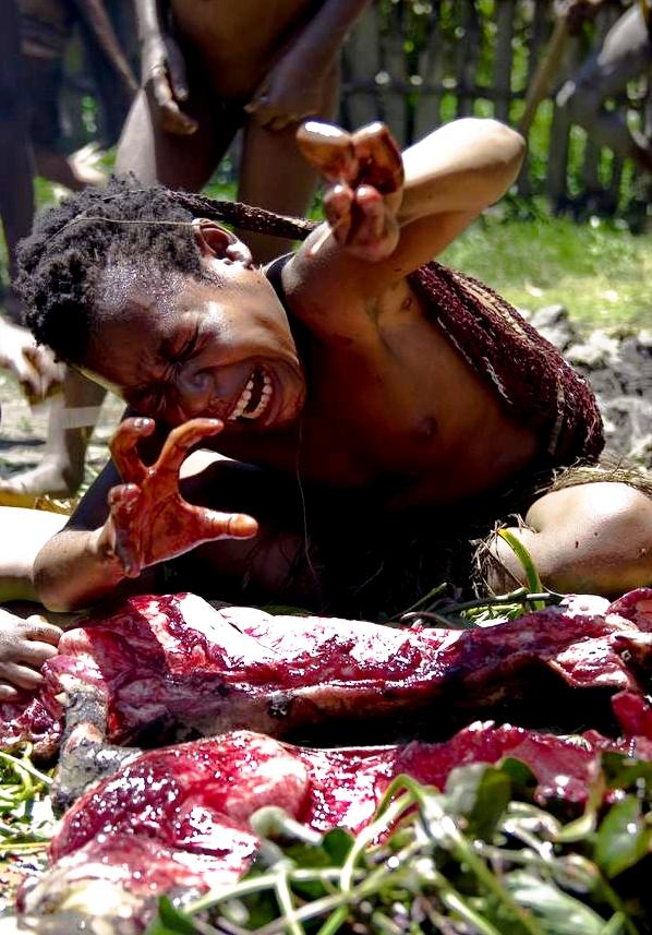 мальчик любитель мяса