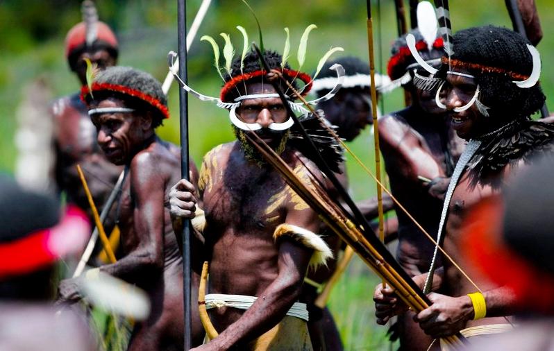 отряд лазутчиков племени дани