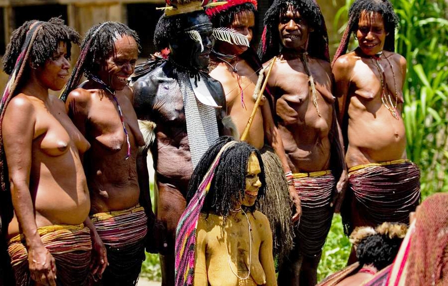 клан племени дани