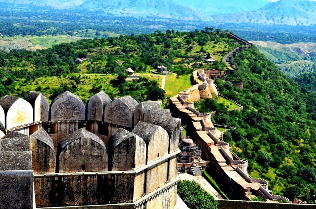 укрепления кумбалгарха