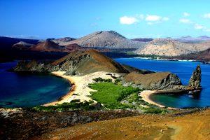 панорама галапагосских островов