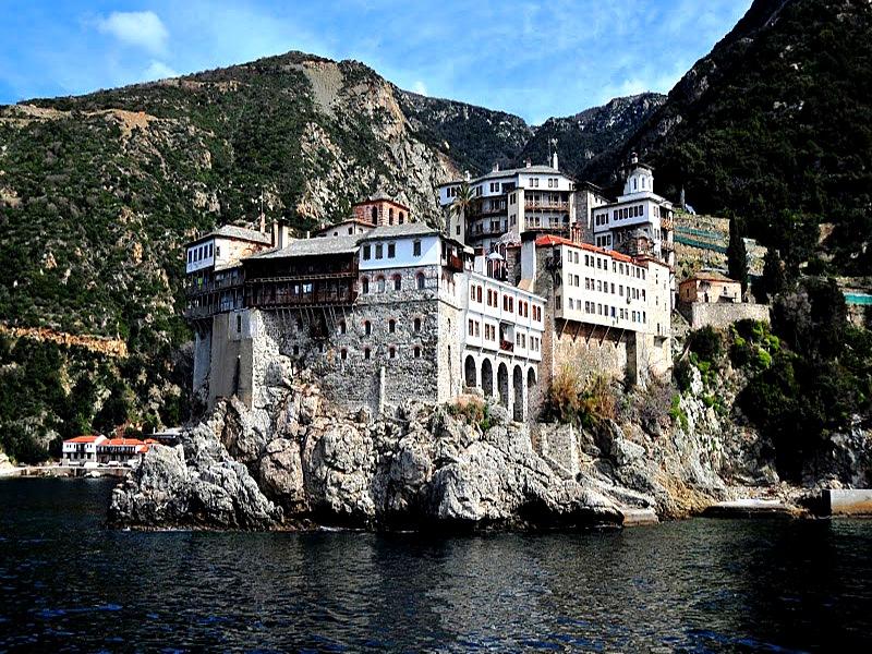 Монастырь Григориат
